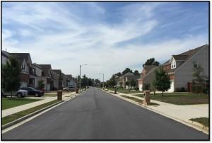 Residential Street Design