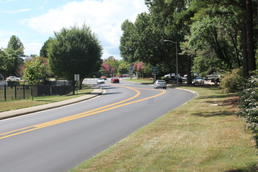 Municipal Winner: Branscome, Inc., City of Williamsburg Resurfacing, Williamsburg City