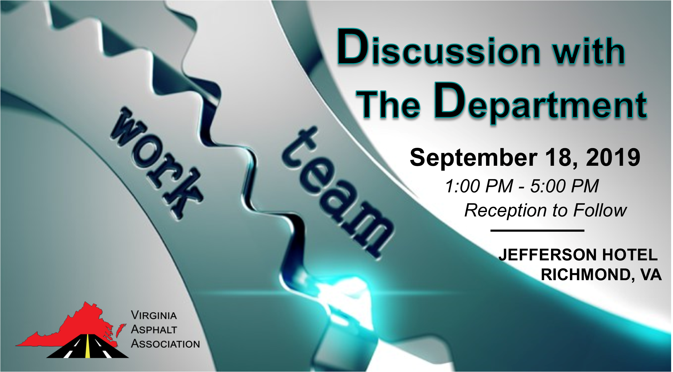 Discussion With The Department